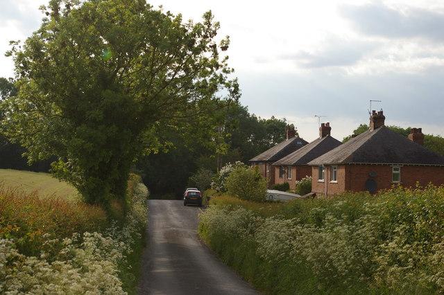 Mill Lane, Swanbach