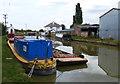 SP9319 : Narrowboats moored at Horton Wharf by Mat Fascione