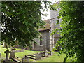 TM0846 : St.Mary's Church, Flowton by Adrian Cable