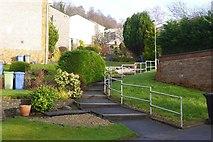 NS4175 : Barnhill Road, Dumbarton by Richard Webb