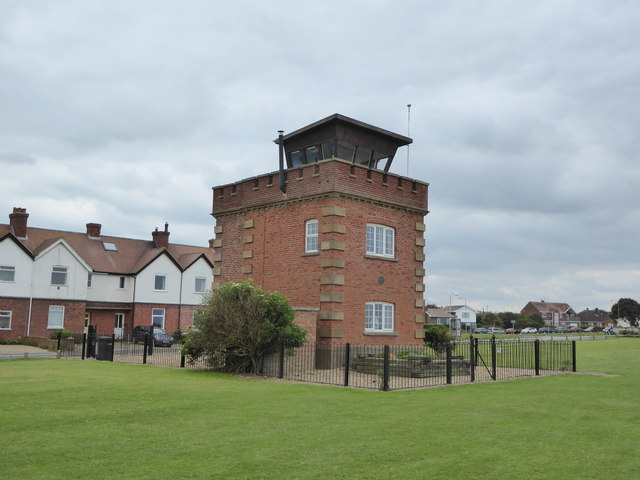 The old coastguard lookout