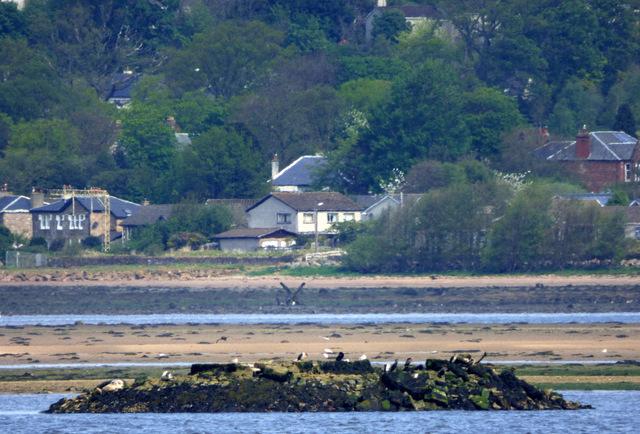 Former Cardross lighthouse foundation