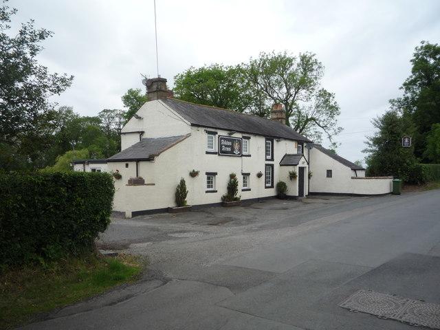 The Aikton Arms public house