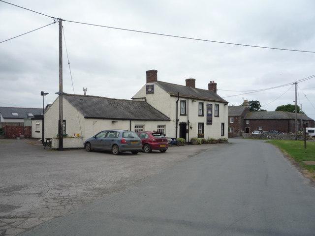 The Tam O' Shanter public house, Little Bampton