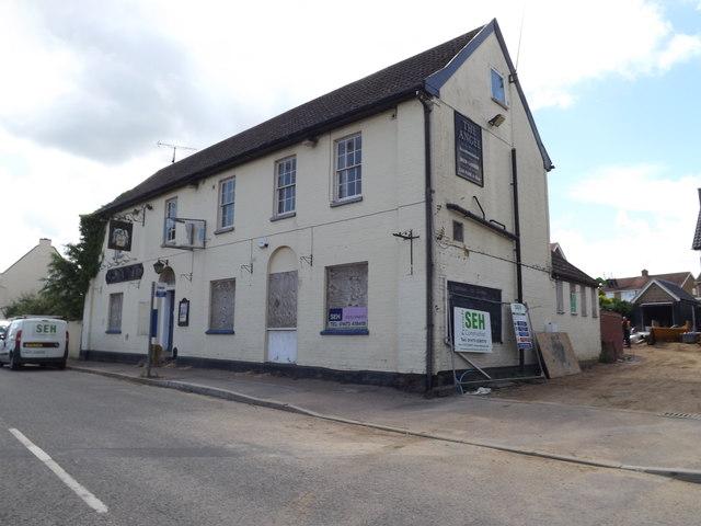 The Angel Inn Public House, Bramford