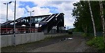 SE2436 : Kirkstall Forge Station, Leeds by Mark Stevenson