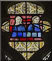 TF8209 : Medieval glass, Ss Peter & Paul church, Swaffham by J.Hannan-Briggs