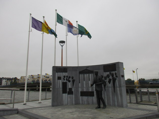 Kennedy monument, New Ross