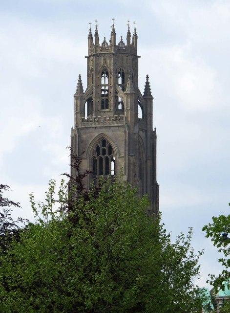 The Boston Stump