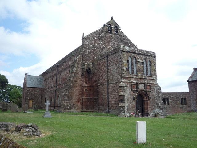 Abbey Church of St. Mary, Holme Cultram Abbey