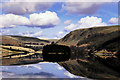 SN9067 : Penygarreg Reservoir by David Dixon
