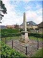TL3003 : The William Leefe Robinson Memorial by Des Blenkinsopp