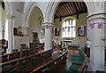 SP9620 : St Mary, Eaton Bray - South arcade by John Salmon