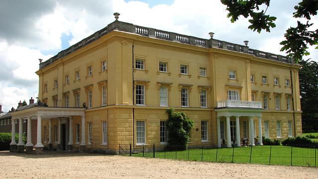 Rackheath Hall