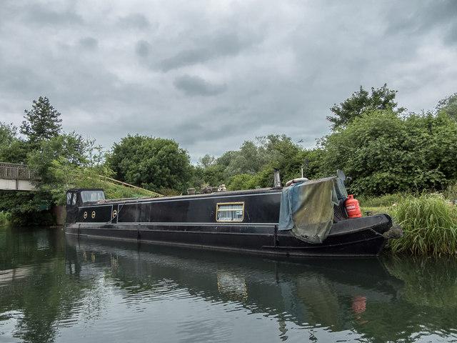 River Lea, Ware, Hertfordshire