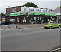 ST1679 : Co-operative Food shop and Subway, Birchgrove, Cardiff by Jaggery