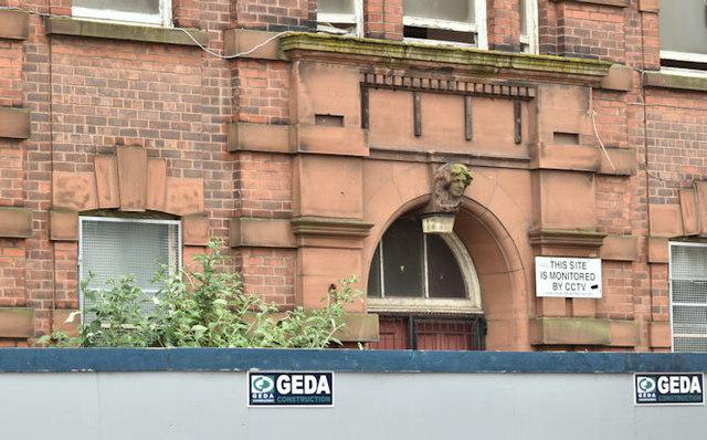 No 89 Durham Street, Belfast (June 2016)