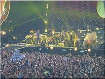 TQ1985 : Coldplay - A Head Full of Dreams Tour - Wembley Stadium - 3 by Richard Humphrey