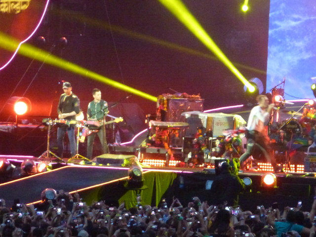 Coldplay - A Head Full of Dreams Tour - Wembley Stadium - 11