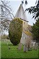 TQ4206 : Church of St Peter by N Chadwick