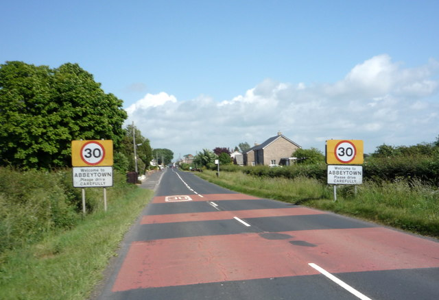 Entering Abbeytown