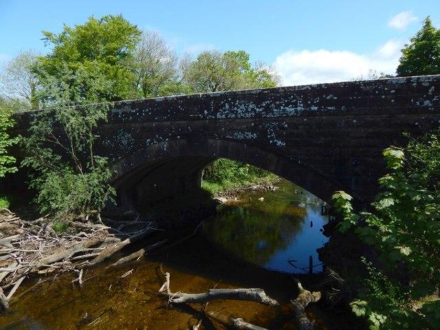 The Auchentullich Bridge