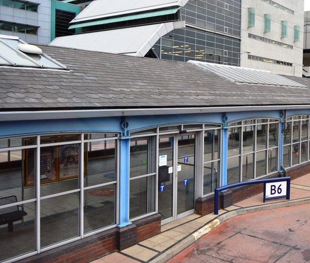 e736c761a7 Bay B6, Sheffield Interchange © N Chadwick cc-by-sa/2.0 :: Geograph ...