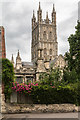 SO8318 : Gloucester Cathedral, Gloucester by Christine Matthews