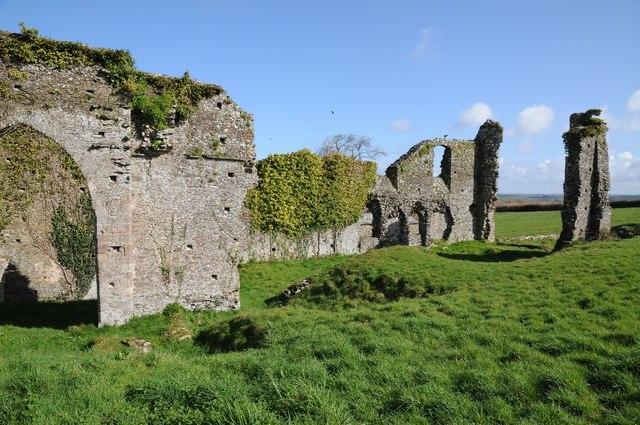 Frithelstock Priory