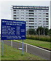 ST3588 : Information board, Ringland Presbyterian Church of Wales, Newport by Jaggery