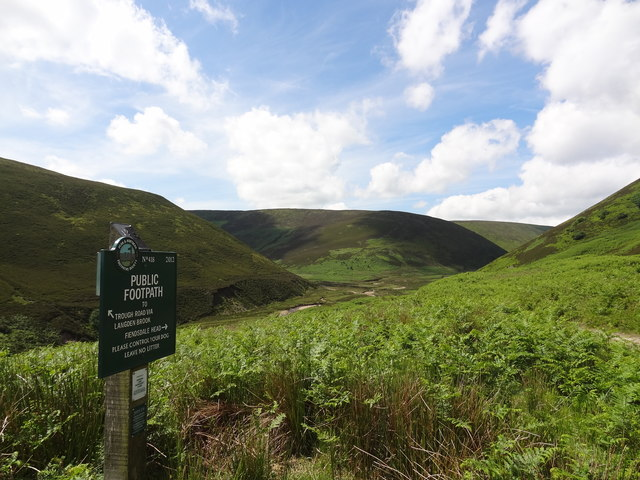The path towards Fiendsdale Head