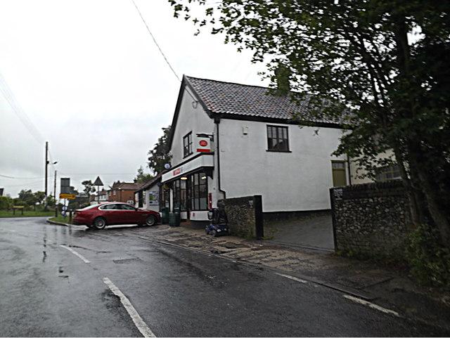 Barningham Post Office, Barningham