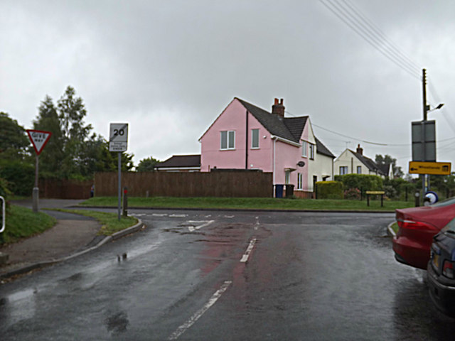 Church Road, Barningham