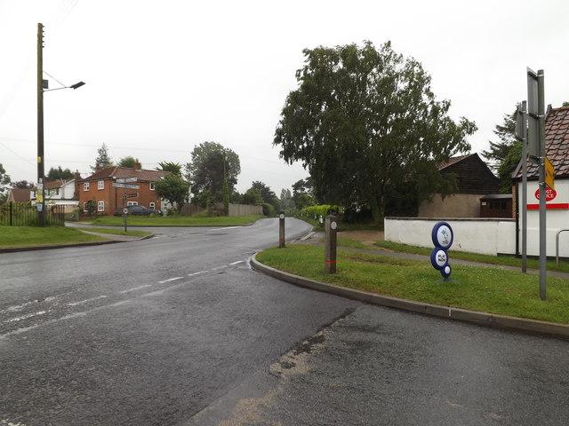 B1111 Stanton Road, Barningham
