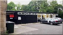 NZ2568 : Polling station at St Nicholas Church Hall, Gosforth by Graham Robson