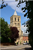 "SK3516 : ""Our Lady of Lourdes"" Church, Ashby de la Zouch by Oliver Mills"