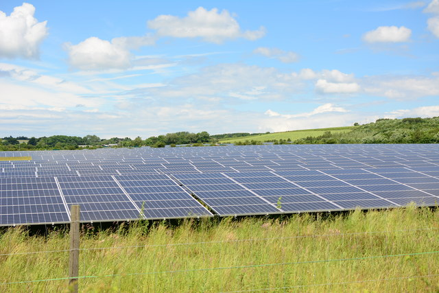 Prestop Park Solar Farm, Shellbrook