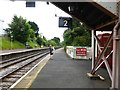 SX8956 : The south west end of Churston station by David Gearing