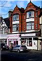 SH8578 : North Clwyd Animal Rescue charity shop, Colwyn Bay by Jaggery