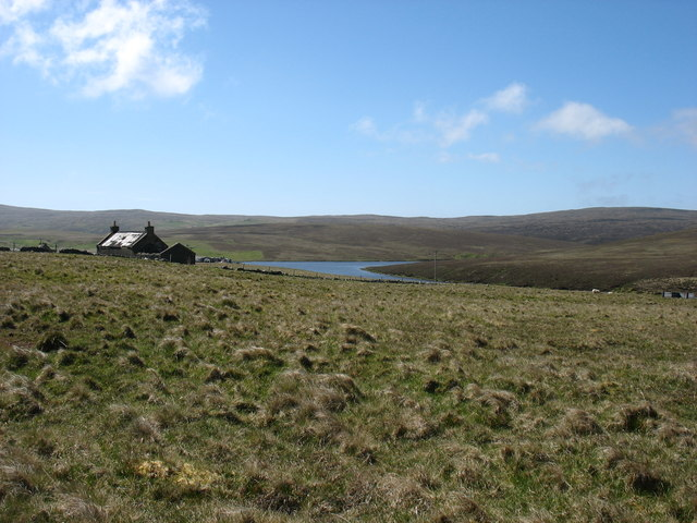 Loch of Cliff, eastern arm