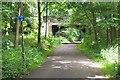 NT2376 : Bridge for Pilton Drive, Edinburgh by Jim Barton