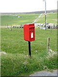 HP6513 : Britain's most northerly post box by David Purchase
