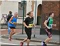 SJ9594 : Hyde 7 Road Race: Ron Hill still running by Gerald England