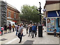 TL1998 : Bridge Street, Peterborough by Adrian Cable