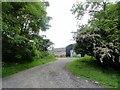 NZ0636 : Ashes House farm by Robert Graham