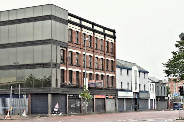Nos 48-52 York Street, Belfast - June 2016(1)