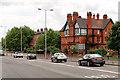 SJ8198 : Salford, The Crescent by David Dixon