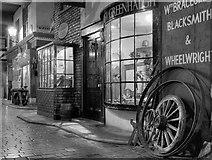 SJ8298 : Salford, Lark Hill Place by David Dixon