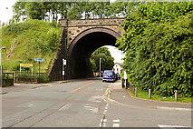 SD7807 : Metrolink Bridge, Church Street West by David Dixon