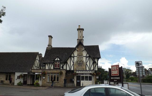 The Gordon Arms Public House, Orton Longueville